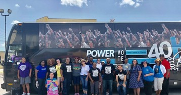Formerly incarcerated citizens across Louisiana are celebrating their right to vote