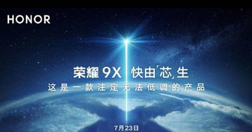 Honor 9X coming with 7nm Kirin 810 chip