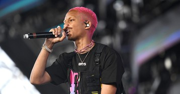 Stream Jaden Smith's New Album 'ERYS' Featuring Tyler, the Creator, A$AP Rocky & More