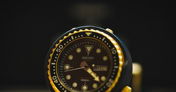 Seiko Gives World's First Quartz-Powered Diving Watch a Luxe New Upgrade