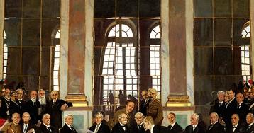 Версальский мирный договор