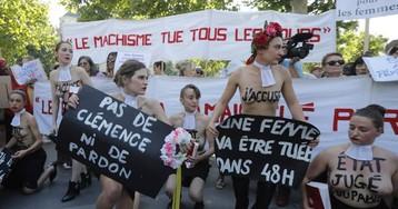 """Las francesas reclaman medidas """"inmediatas"""" contra la violencia machista"""