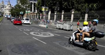 Las multas por entrar en Madrid Central se reactivaron anoche