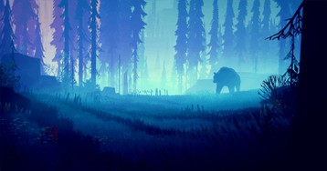 Explore & Survive in a Beautiful Forest in 'Among Trees'