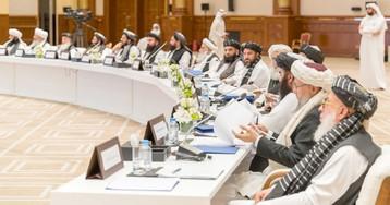 Талибы в Дохе согласились отпустить пожилых и больных пленных