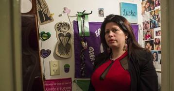 'Cometierra', la vidente que busca mujeres desaparecidas