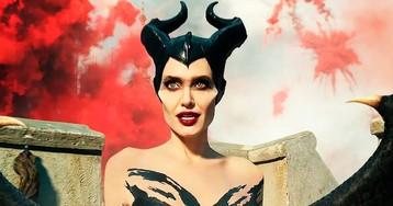 Соблазнительная Анджелина Джоли и невинная Эль Фаннинг в трейлере «Малефисента. Владычица тьмы» (на русском)