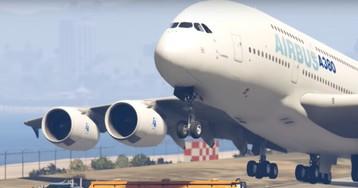 Пакистанский политик похвалил пилота пассажирского лайнера за экстремальную посадку, но это оказались кадры из игры GTA