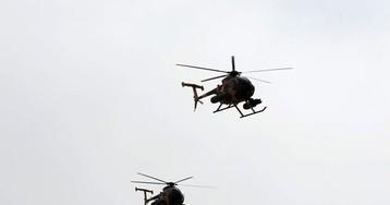 При авиаударе на севере Афганистана погибли мать и шестеро детей