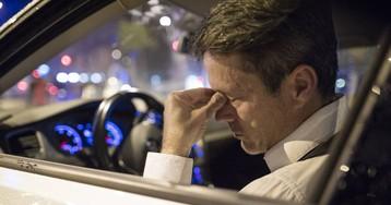 Uno de cada diez españoles ha sufrido un accidente por culpa de la fatiga