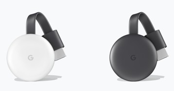 Get a 3rd-gen Chromecast 2-pack for $50 ($20 off) at Best Buy