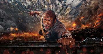 """Filme da semana: compre """"Arranha-Céu: Coragem Sem Limite"""", com Dwayne Johnson, por R$9,90!"""