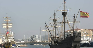 Cuando Hernán Cortés intentó rescatar a Elcano