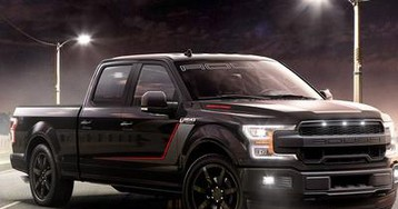 Remember The Ford F-150 Nitemare by Roush? Well, It's Now - Allegedly - the Quickest Production Truck in the World