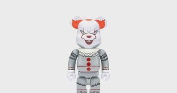 Medicom Toy's Latest Pennywise Be@rbrick Is Its Scariest Yet
