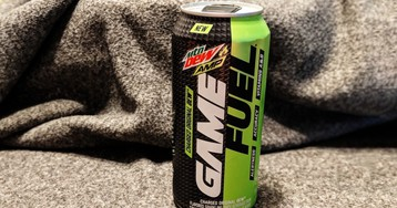 Mountain Dew Amp Game Fuel Is Terrible