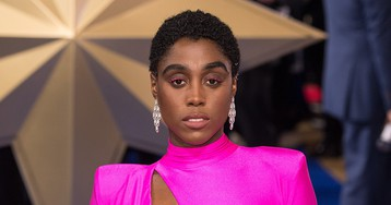 'Captain Marvel' Star Lashana Lynch to Star as 007 in 'Bond 25'