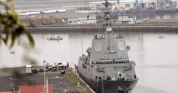 La fragata española no se volverá a incorporar al grupo de combate estedounidense