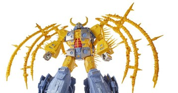Hasbro Is Looking To Crowdfund This Massive Unicron Transformer Toy