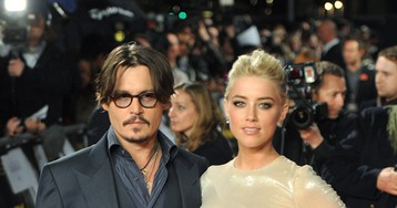 Amber Heard's 'Friend' Defends Johnny Depp — Claims She 'Never Saw' The Injuries!