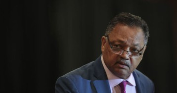 Jesse Jackson and Son Jesse Jr. Beg Trump's Pardon for Disgraced Former Illinois Governor Rod Blagojevich
