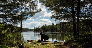Finding Stillness in Minnesota's Boundary Waters in the Age of Trump