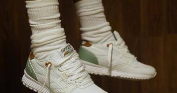 UK Heritage Favorite Hi-Tec Drops the Badwater 146 Sneaker in Pristine White