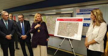 El Gobierno en funciones anuncia la primera gran ampliación de metro en 12 años: la línea 11