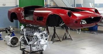 La Policía de Brasil descubre una fábrica de coches Ferrari y Lamborghini falsos
