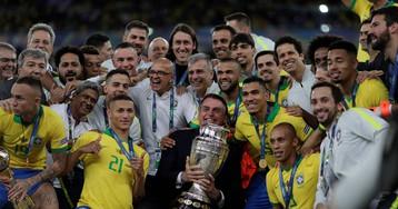 Título da Copa América é tema da primeira série brasileira da Amazon