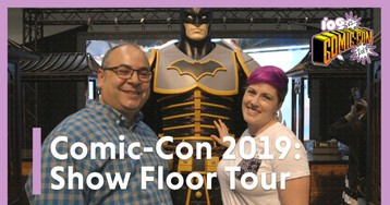 io9 Takes You on a Tour Inside San Diego Comic-Con 2019's Show Floor