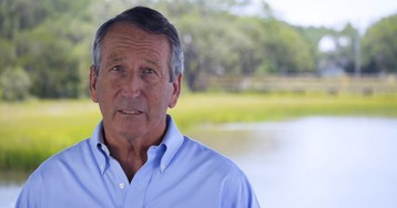 Mark Sanford presidential campaign ad(?): We have a fiscal crisis whether we want to admit it or not