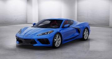 Согрешили с Ferrari: представлен новый Chevrolet Corvette