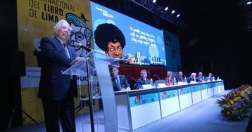Una inauguración sin mujeres enciende la polémica en la Feria del libro de Lima