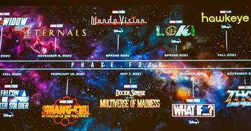 Veja a lista completa de novos filmes confirmados da Marvel