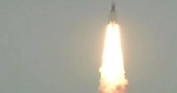 Индия успешно вывела лунную станцию на орбиту