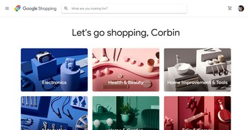 Google Shopping has a new desktop site with checkout for 'Buy with Google' items