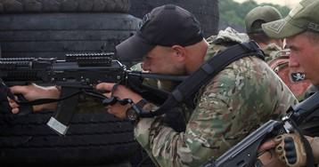 Трое военных из Украины утонули на глазах инструкторов НАТО