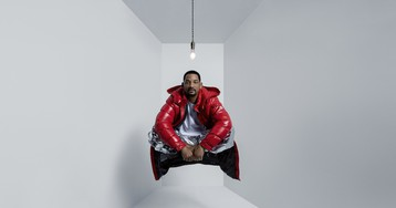 "Will Smith Stars in Moncler's New ""Genius Is Born Crazy"" Campaign"