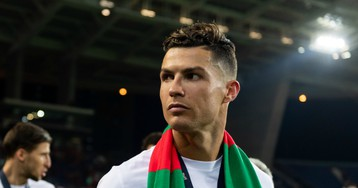Cristiano Ronaldo Will Not Be Charged Over Rape Allegations in Las Vegas