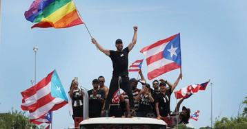 La huelga de Puerto Rico, en imágenes