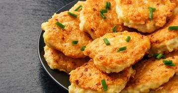 Аппетитные куриные котлеты с сыром