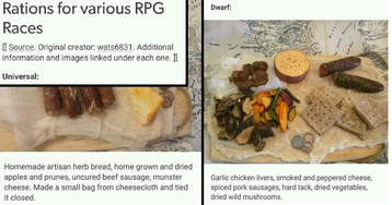 9 RPG Meals In Real Life