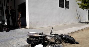 Detenido un hombre en Sevilla por incendiar el bloque donde vive su pareja y el de su familia