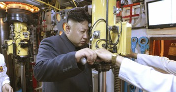 Власти КНДР произвели два ракетных запуска