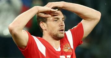 Сборная Россия опустилась в рейтинге ФИФА