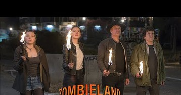 Jesse Eisenberg, Emma Stone, & Crew Head To Washington D.C. In 'Zombieland: Double Tap' Trailer — Watch!