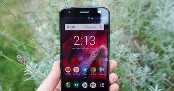 Verizon Moto Z2 Force Getting Pie, Which Means 5G Moto Mod Support