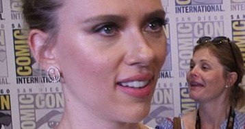 Scarlett Johansson on Wanting the 'Black Widow' Movie to Be Real and Raw