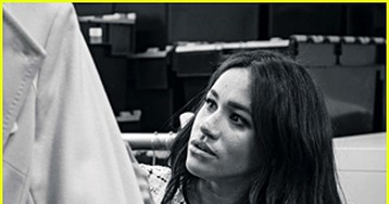Meghan Markle Is the First-Ever Guest Editor of British Vogue's September Issue!
